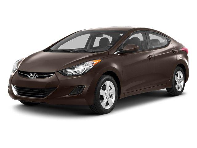 2013 Hyundai Elantra GLS 4dr Sdn Auto GLS (Alabama Plant) Gas I4 1.8L/110 [17]