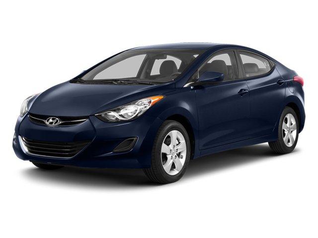 2013 Hyundai Elantra GLS 4dr Sdn Auto GLS (Ulsan Plant) *Ltd Avail* Gas I4 1.8L/110 [2]