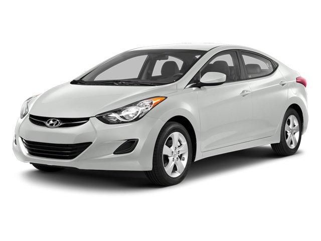 2013 Hyundai Elantra GLS PZEV 4dr Sdn Auto GLS PZEV (Alabama Plant) Gas I4 1.8L/110 [8]
