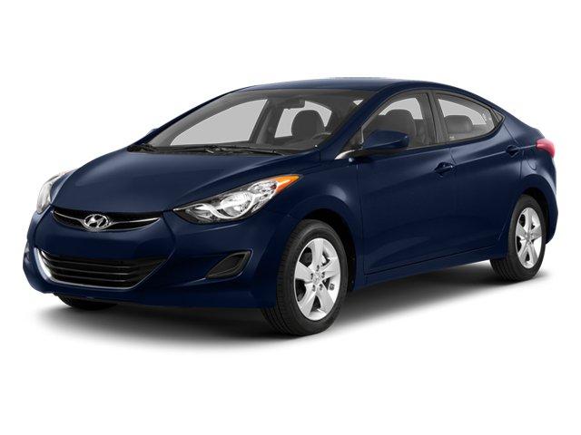 2013 Hyundai Elantra GLS 4dr Sdn Auto GLS (Alabama Plant) Gas I4 1.8L/110 [1]