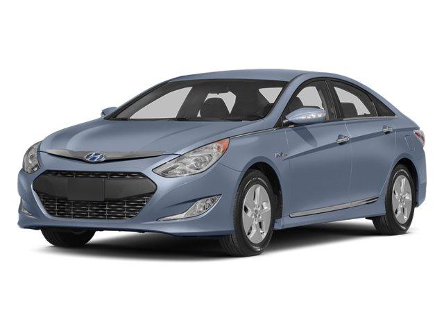 2013 Hyundai Sonata Hybrid Limited 4dr Sdn Gas/Electric I4 2.4L/144 [0]