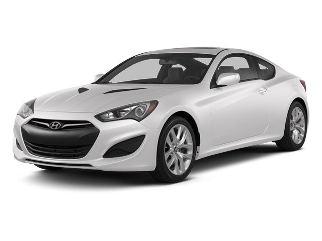 2013 Hyundai Genesis Coupe 3.8 R-Spec 2dr V6 3.8L Man R-Spec Gas V6 3.8L/231 [4]
