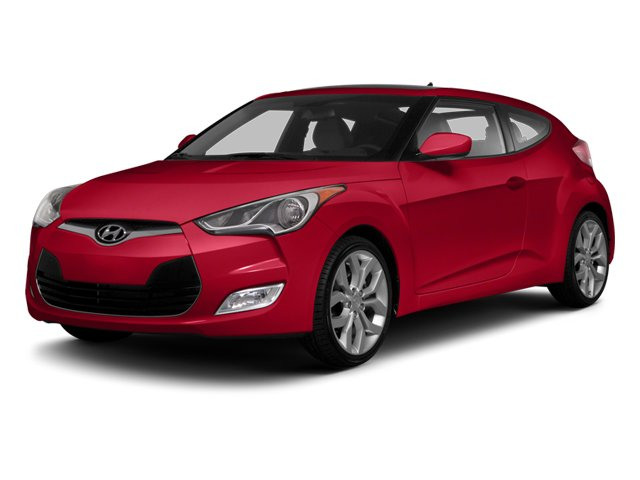 2013 Hyundai Veloster with Gray Int