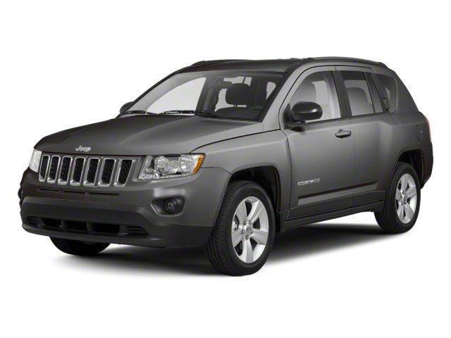2013 Jeep Compass Latitude 4WD 4dr Latitude Gas I4 2.4L/144 [0]