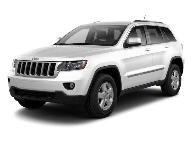 2013 Jeep Grand Cherokee Laredo 4WD 4dr Laredo Gas/Ethanol V6 3.6L/220 [1]