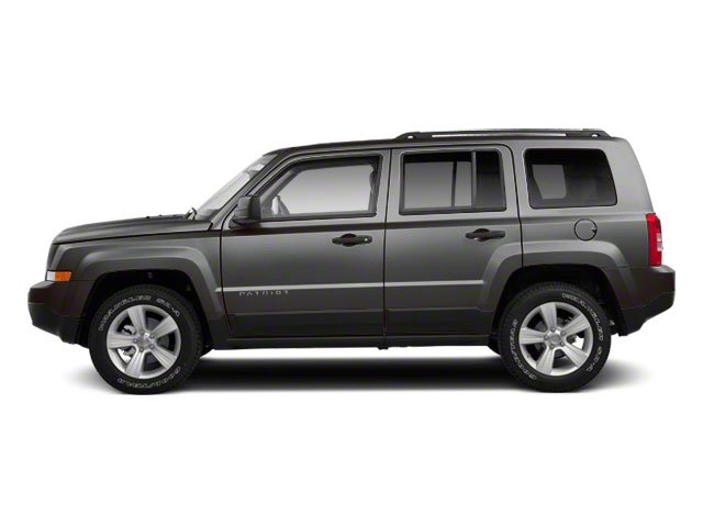 2013 Jeep Patriot Sport DARK SLATE GRAY INTERIOR  PREMIUM CLOTH BUCKET SEATS 26A SPORT CUSTOMER PR