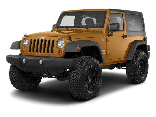 2013 Jeep Wrangler Sport 4WD 2dr Sport Gas V6 3.6L/231 [1]