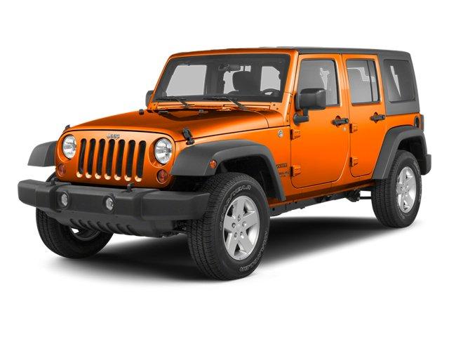 2013 Jeep Wrangler Unlimited Sport 4WD 4dr Sport Gas V6 3.6L/220 [0]