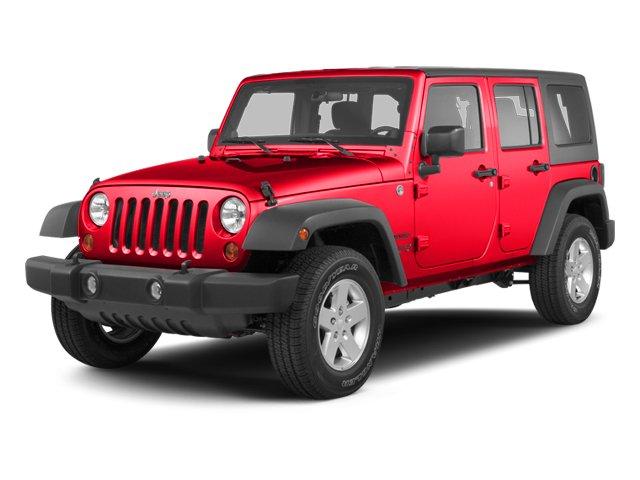 2013 Jeep Wrangler Unlimited Sport 4WD 4dr Sport Gas V6 3.6L/220 [2]