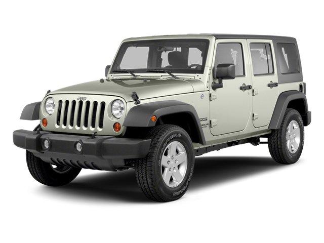 2013 Jeep Wrangler Unlimited Rubicon 4WD 4dr Rubicon Gas V6 3.6L/220 [2]