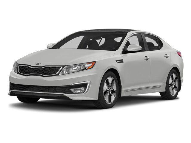 2013 Kia Optima Hybrid LX 4dr Sdn 2.4L Auto LX Gas/Electric I4 2.4L/144 [0]