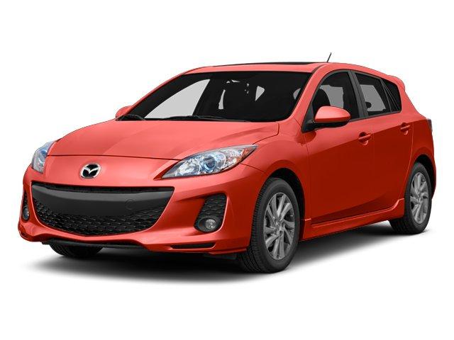2013 Mazda Mazda3 i Touring 5dr HB Auto i Touring Gas I4 2.0L/122 [1]
