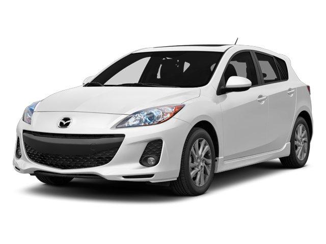 2013 Mazda Mazda3 i Touring 5dr HB Auto i Touring Gas I4 2.0L/122 [9]