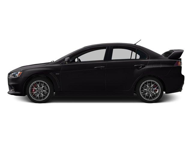 2013 Mitsubishi Lancer Evolution GSR Turbocharged LockingLimited Slip Differential All Wheel Dri