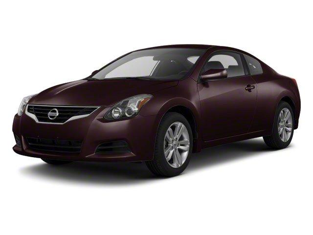 2013 Nissan Altima 2.5 S 2dr Cpe I4 2.5 S Gas I4 2.5L/152 [3]