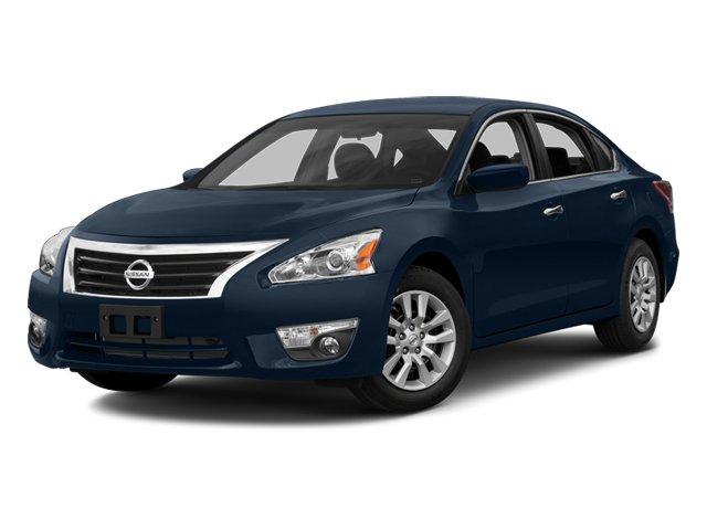 2013 Nissan Altima 2.5 S 4dr Sdn I4 2.5 S Gas I4 2.5L/152 [6]
