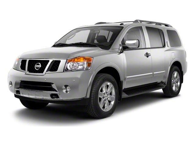 2013 Nissan Armada Platinum 4WD 4dr Platinum Gas V8 5.6L/339 [0]