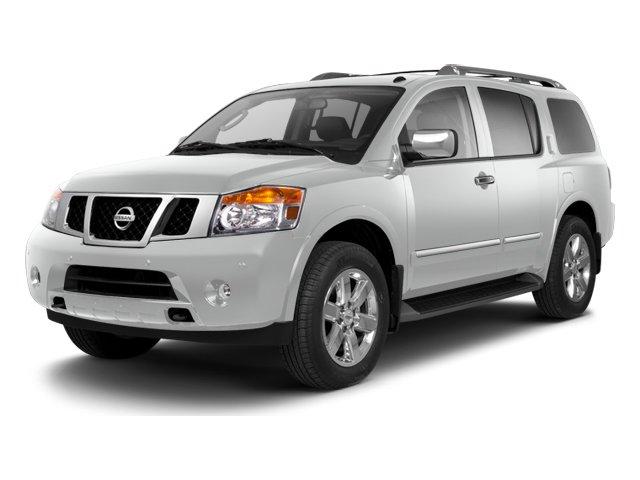 2013 Nissan Armada Platinum 4WD 4dr Platinum Gas V8 5.6L/339 [2]