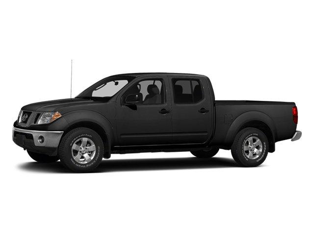 2013 Nissan Frontier SV 2WD Crew Cab LWB Auto SV Gas V6 4.0L/241 [9]