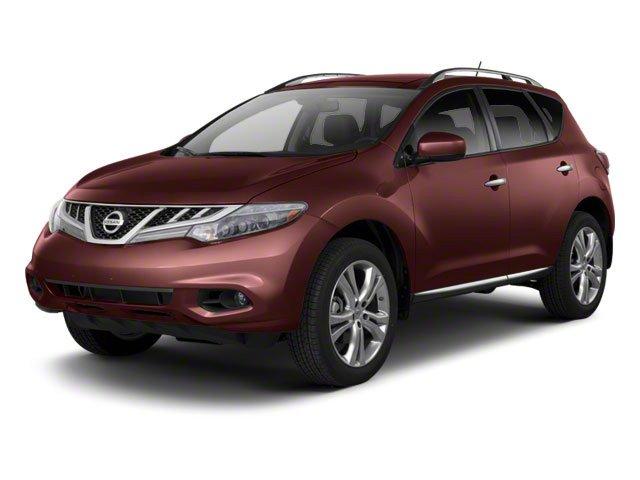 2013 Nissan Murano LE AWD AWD 4dr LE Gas V6 3.5L/ [8]