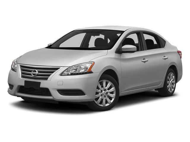 2013 Nissan Sentra SV 4dr Sdn I4 CVT SV Gas I4 1.8L/ [12]