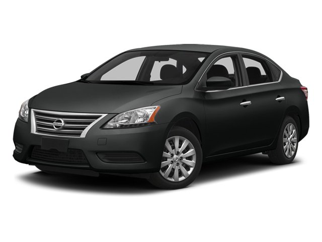 2013 Nissan Sentra S 4dr Sdn I4 CVT S Gas I4 1.8L/ [4]