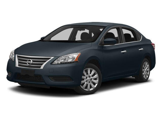 2013 Nissan Sentra FE+ SV 4dr Sdn I4 CVT FE+ SV Gas I4 1.8L/ [19]