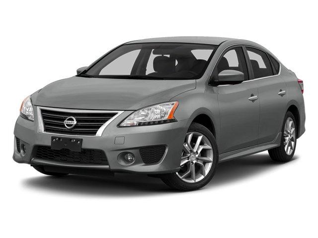 2013 Nissan Sentra SL 4dr Sdn I4 CVT SL Gas I4 1.8L/ [5]