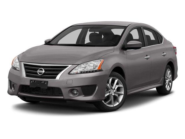 2013 Nissan Sentra SR 4dr Sdn I4 CVT SR Gas I4 1.8L/ [2]