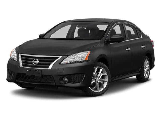 2013 Nissan Sentra SR 4dr Sdn I4 CVT SR Gas I4 1.8L/ [0]