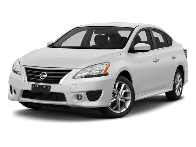 2013 Nissan Sentra SR 4dr Sdn I4 CVT SR Gas I4 1.8L/ [1]