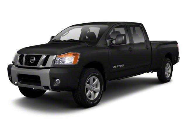 2013 Nissan Titan PRO-4X 4WD Crew Cab SWB PRO-4X Gas V8 5.6L/ [15]