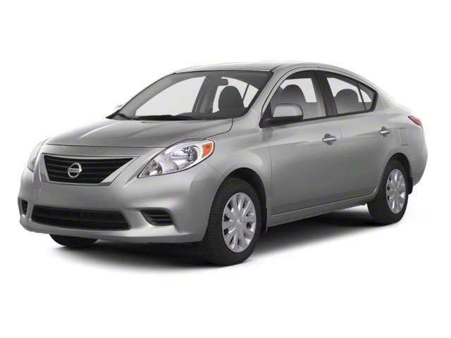 2013 Nissan Versa SV 4dr Sdn CVT 1.6 SV Gas I4 1.6L/97 [1]