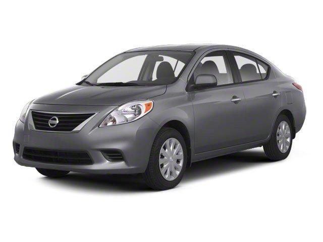 2013 Nissan Versa SL 4dr Sdn CVT 1.6 SL Gas I4 1.6L/97 [0]