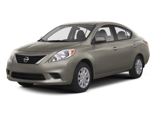 2013 Nissan Versa SV 4dr Sdn CVT 1.6 SV Gas I4 1.6L/97 [0]