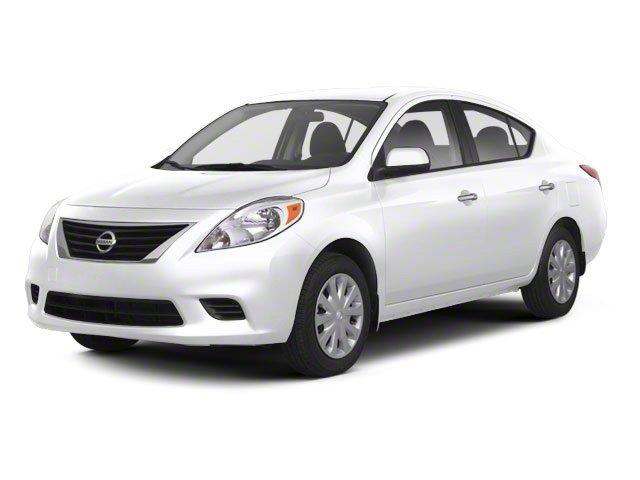 2013 Nissan Versa SL
