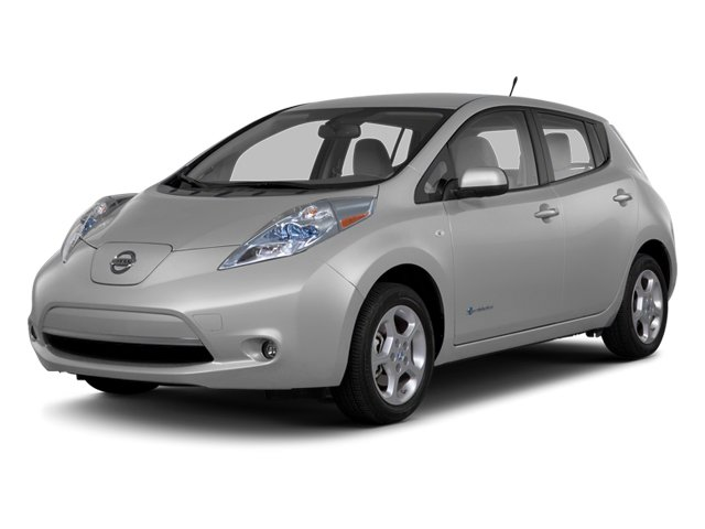 2013 Nissan LEAF SV 4dr HB SV Electric [6]