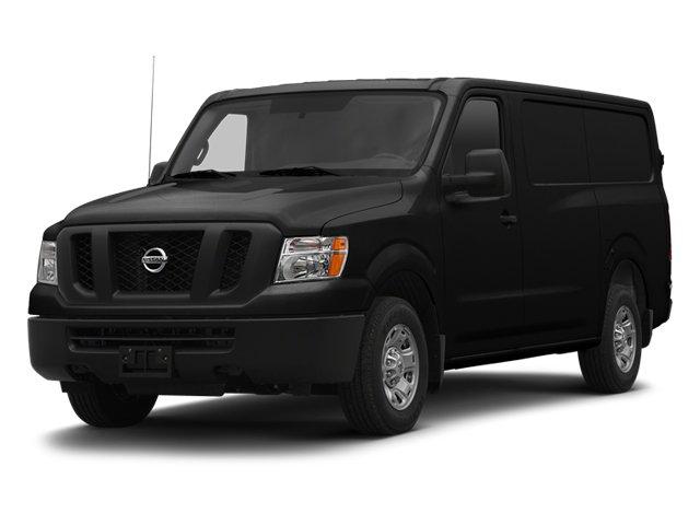2013 Nissan NV S Standard Roof 1500 V6 S Gas V6 4.0L/241 [1]