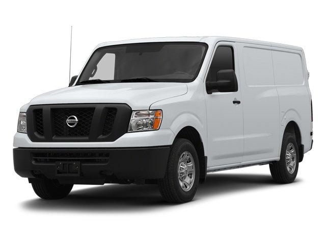 2013 Nissan Nv S Standard Roof 1500 V6 S Gas V6 4.0L/241 [0]