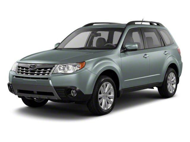 2013 Subaru Forester 2.5X Premium 4dr Man 2.5X Premium Gas Flat 4 2.5L/152 [15]