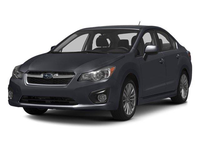 2013 Subaru Impreza Sedan 4dr Auto 2.0i