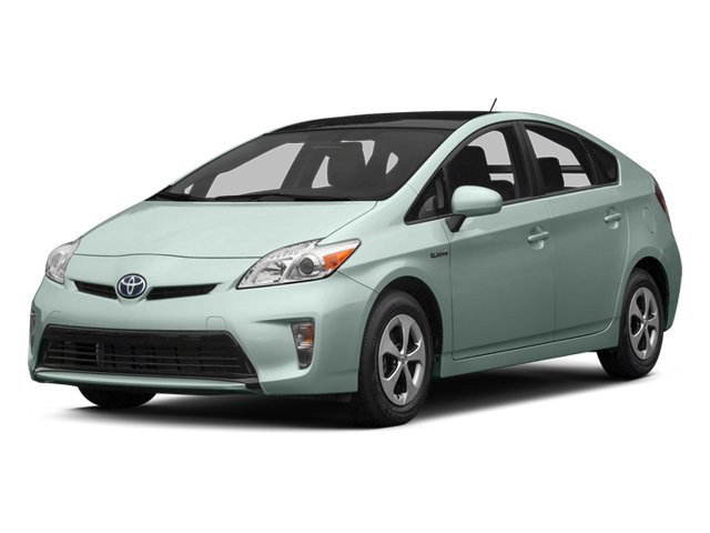 2013 Toyota Prius Two 5dr HB Two Gas/Electric I4 1.8L/110 [13]
