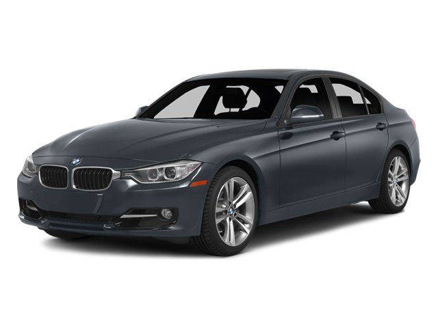 2014 BMW 3 Series 320i  Intercooled Turbo Premium Unleaded I-4 2.0 L/122 [5]