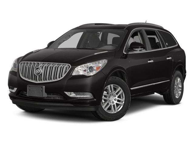 2014 Buick Enclave Leather FWD 4dr Leather Gas V6 3.6L/217 [0]
