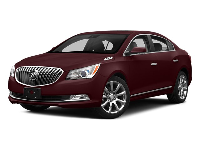2014 Buick LaCrosse Leather 4dr Sdn Leather FWD Gas V6 3.6/217 [34]