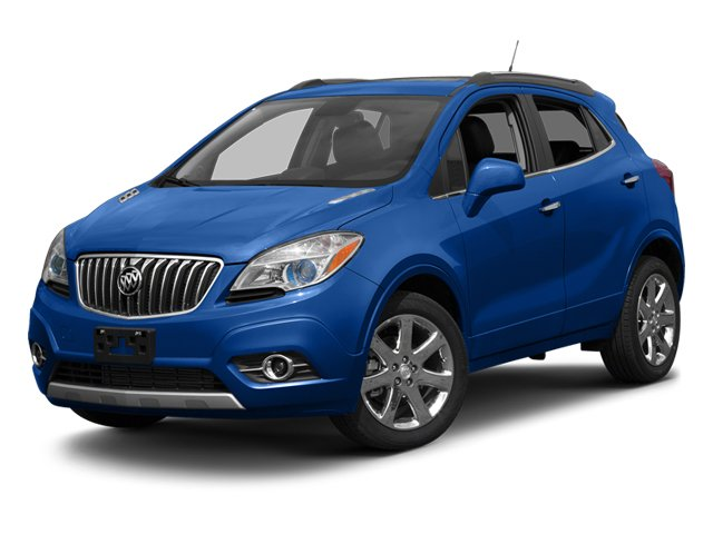 2014 Buick Encore Convenience AWD 4dr Convenience Turbocharged I4 1.4/83 [0]