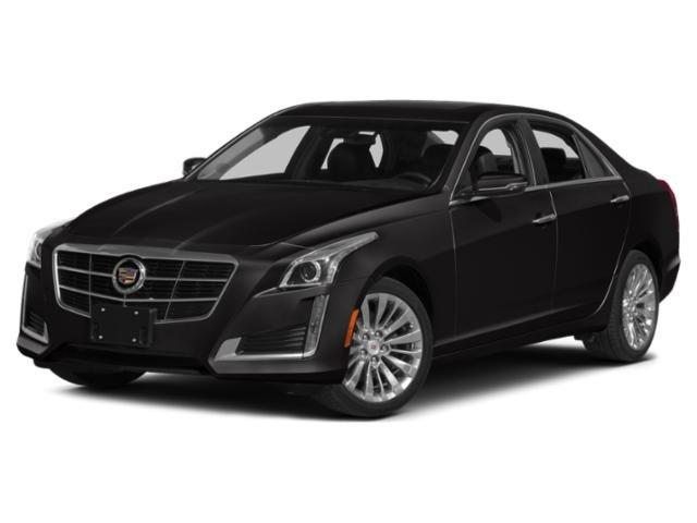 2014 Cadillac CTS Sedan Luxury RWD 4dr Sdn 3.6L Luxury RWD Gas/Ethanol V6 3.6L/220 [39]