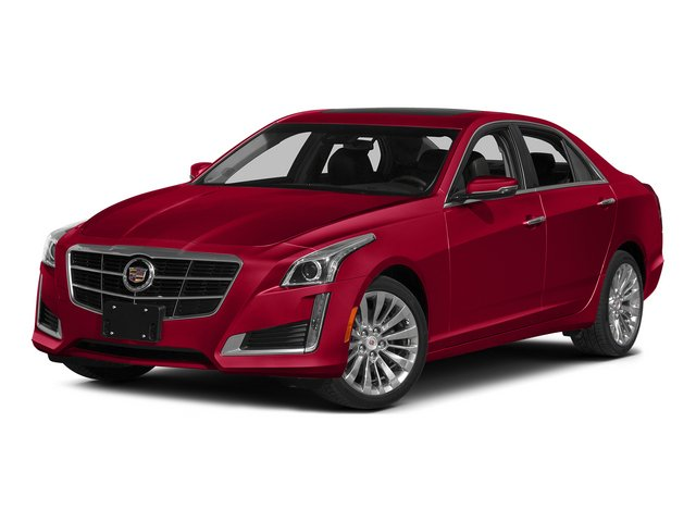 2014 Cadillac CTS Sedan Performance RWD 4dr Sdn 2.0L Turbo Performance RWD Turbocharged Gas I4 2.0L/122 [9]