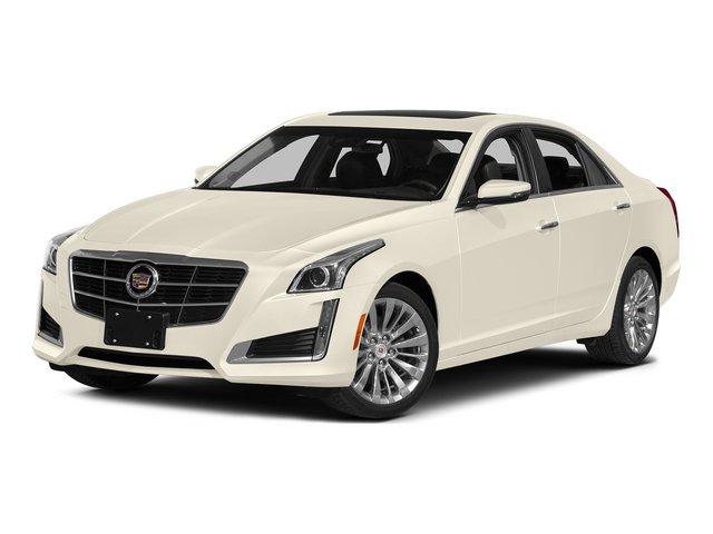 2014 Cadillac CTS Sedan RWD 4dr Sdn 2.0L Turbo RWD Turbocharged Gas I4 2.0L/122 [3]
