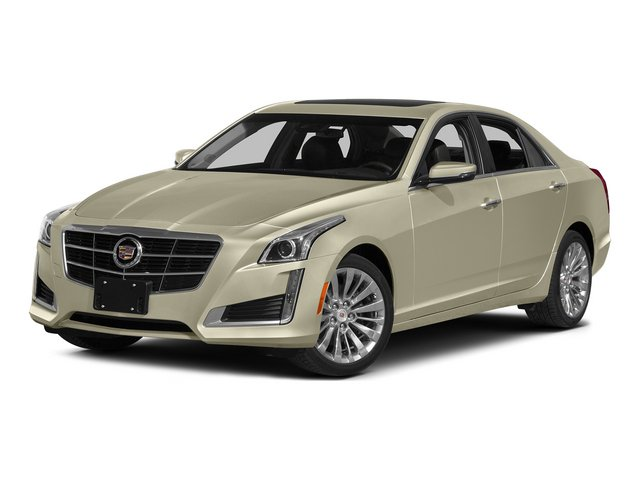 2014 Cadillac CTS Sedan Luxury RWD 4dr Sdn 3.6L Luxury RWD Gas/Ethanol V6 3.6L/220 [3]